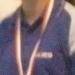 Léa médaillée