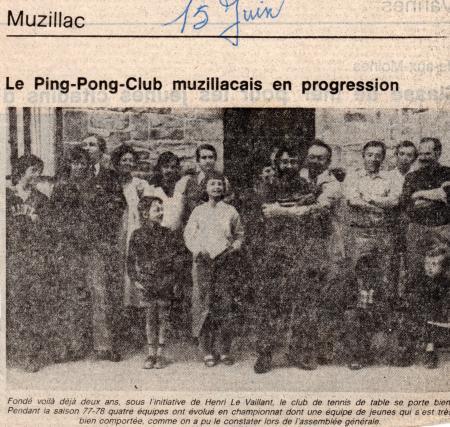 Archive 1977 à 80