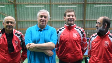 Championnat individuel vétérans du Morbihan en tennis de table c