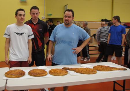 La galette 2012 au Clos des moines